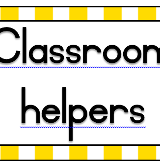 Farm theme class rules, classroom helpers, 1 month and 2 days posters