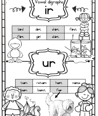 – Grade 3 English FAL worksheets TERM 4