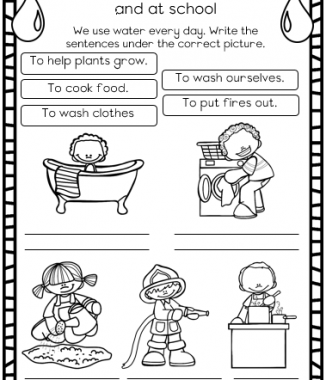 – Grade 1 Life skills workbook TERM 4